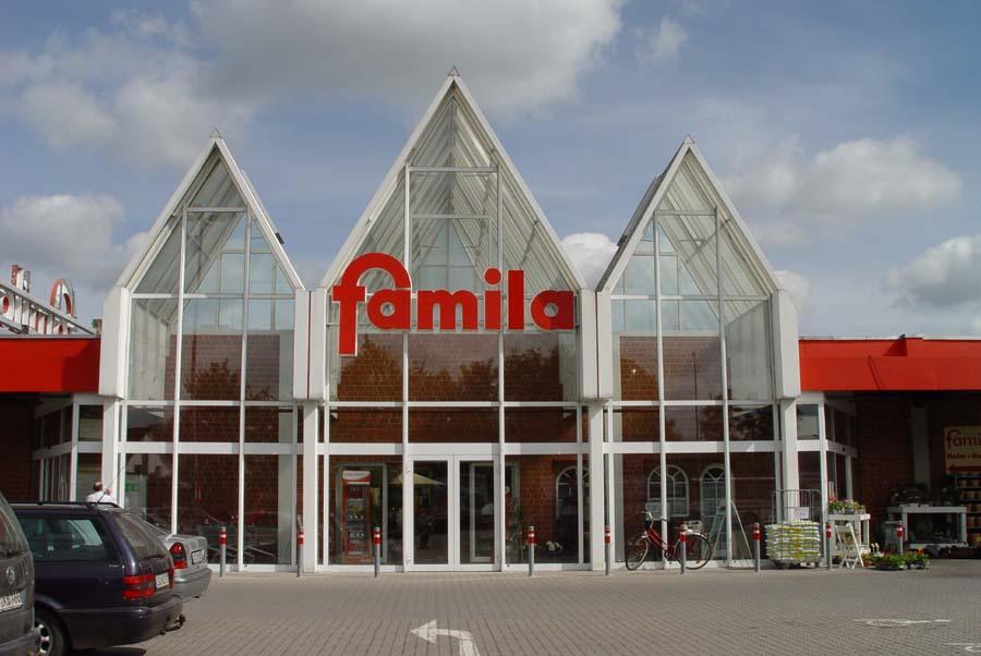 Famila quakenbrück öffnungszeiten